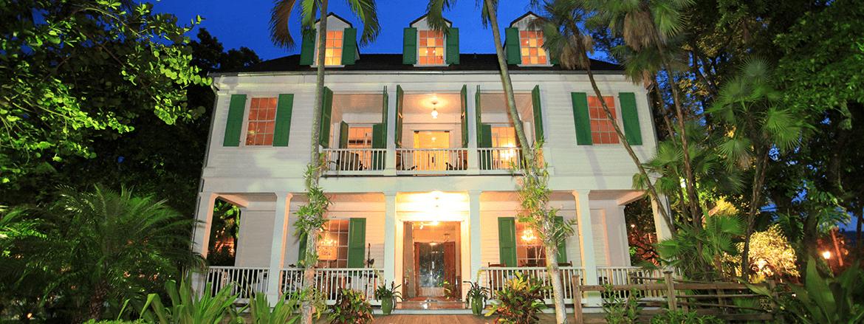 O que fazer em Key West: Audubon House and Tropical Gardens