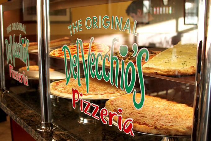 Restaurantes em Fort Lauderdale: Del Vecchio's Pizzeria