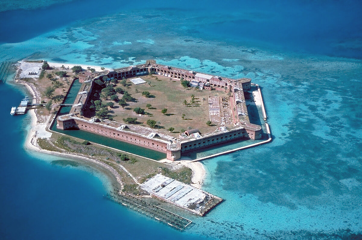 Florida Keys: Dry Tortugas National Park em Key West