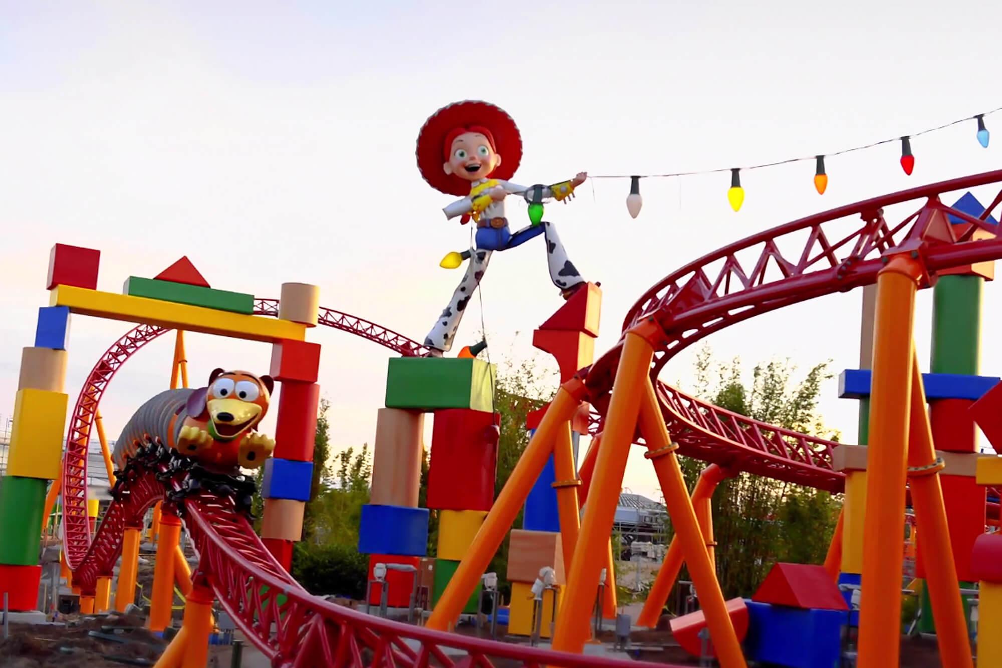 Como evitar filas na área Toy Story Land na Disney Orlando: Early Morning Magic