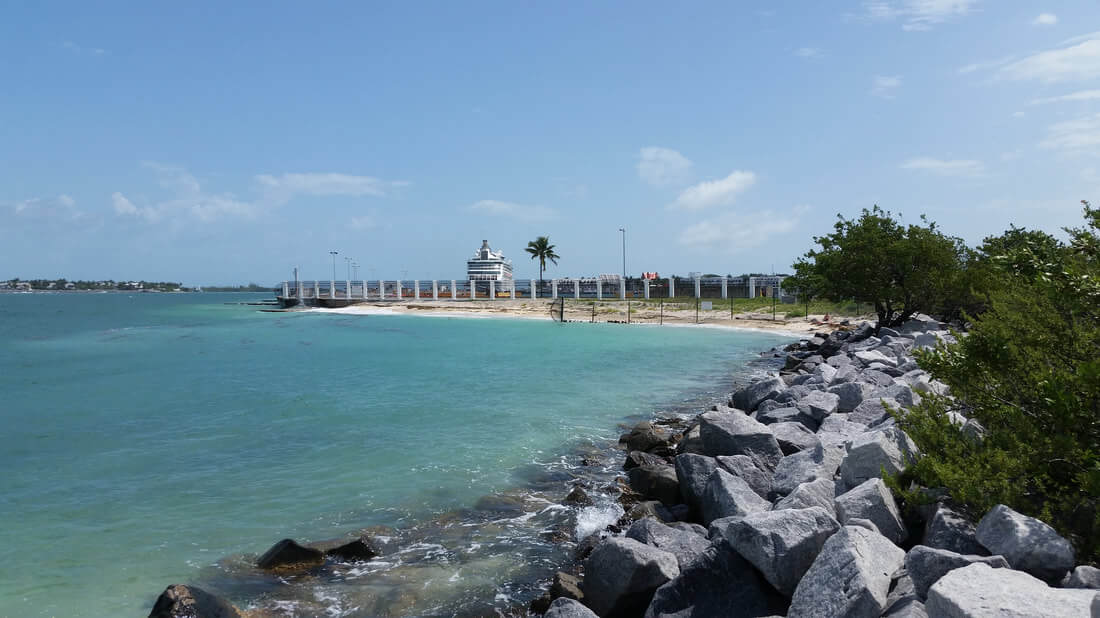 Pontos turísticos em Key West: Fort Zachary Taylor Historic State Park
