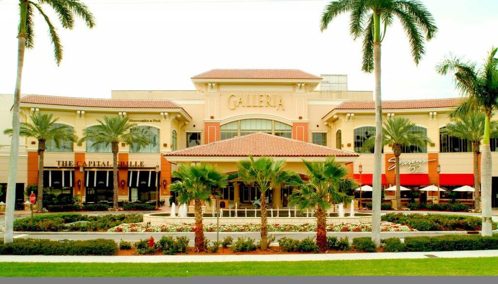 Compras em Fort Lauderdale: Galleria