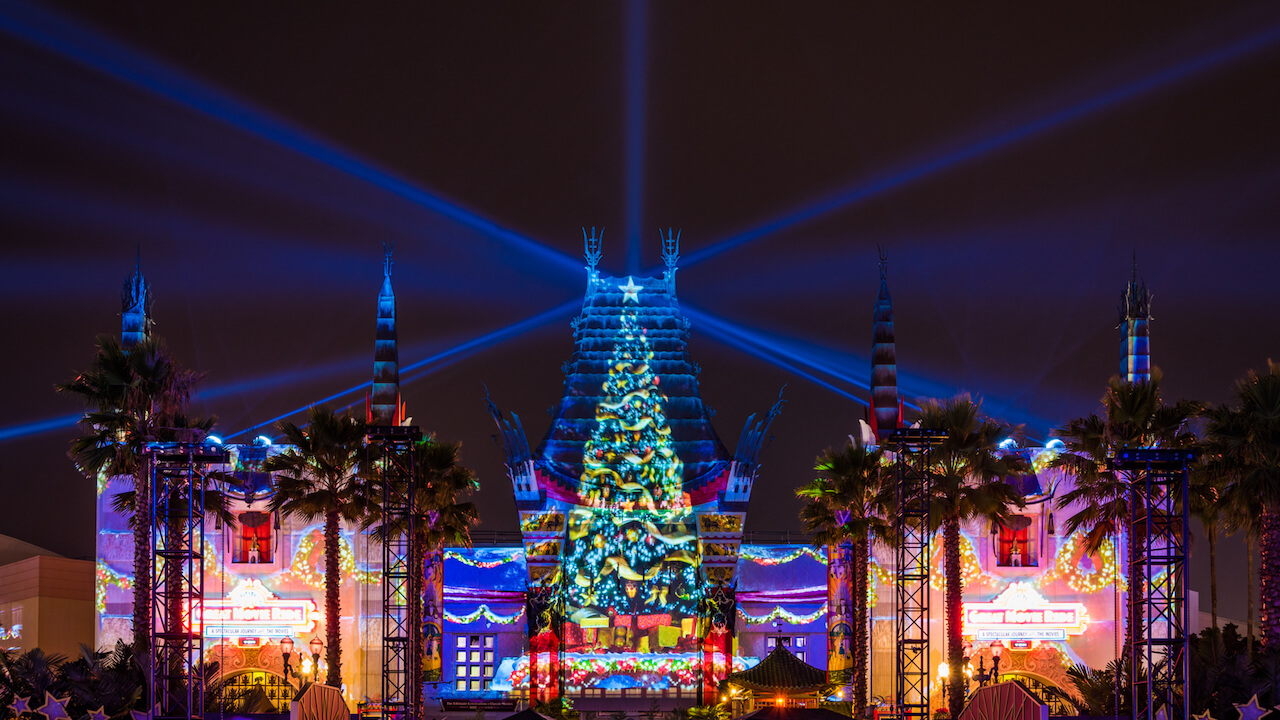 O que fazer no Natal em Orlando em 2018: Jingle Bell, Jingle Bam! no Hollywood Studios