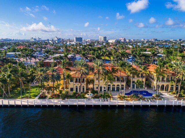 Pontos turísticos em Fort Lauderdale