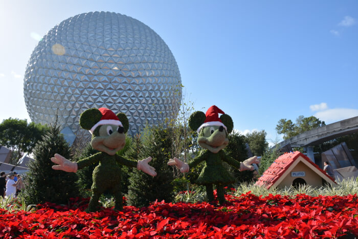 O que fazer no Natal em Orlando em 2018: Disney's Epcot