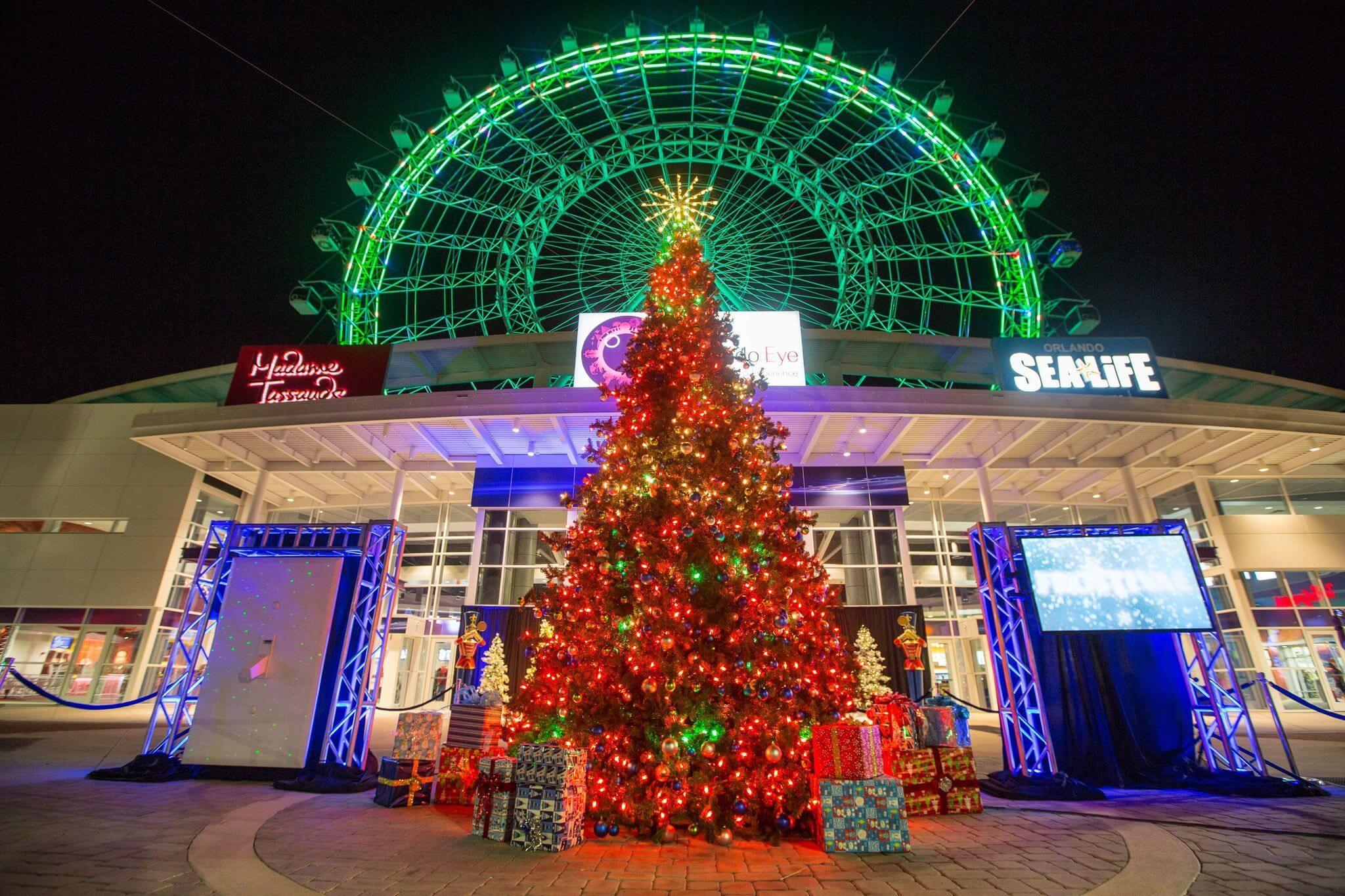 O que fazer no Natal em Orlando em 2018: ICON Orlando 360