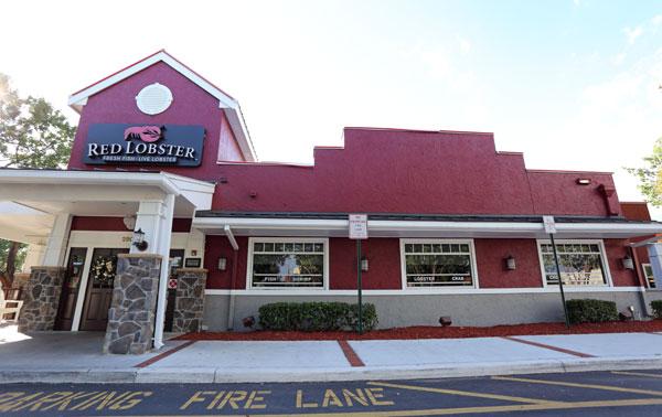 Restaurantes em Fort Lauderdale: Red Lobster