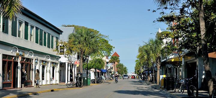 Onde ficar em Key West: Old Town