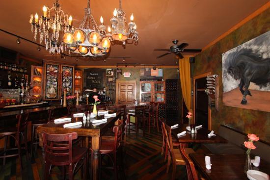 Restaurantes em Key West: restaurante Santiago's Bodega