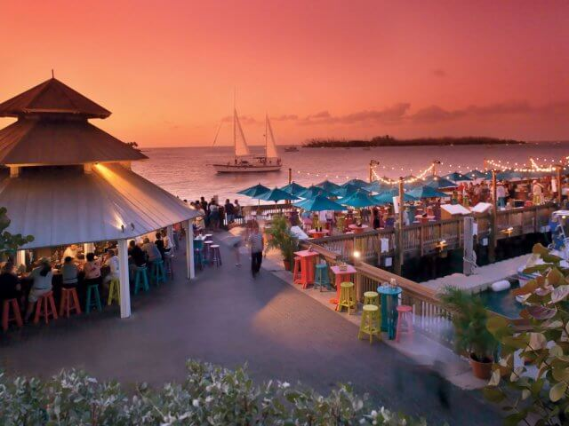 Restaurantes em Key West
