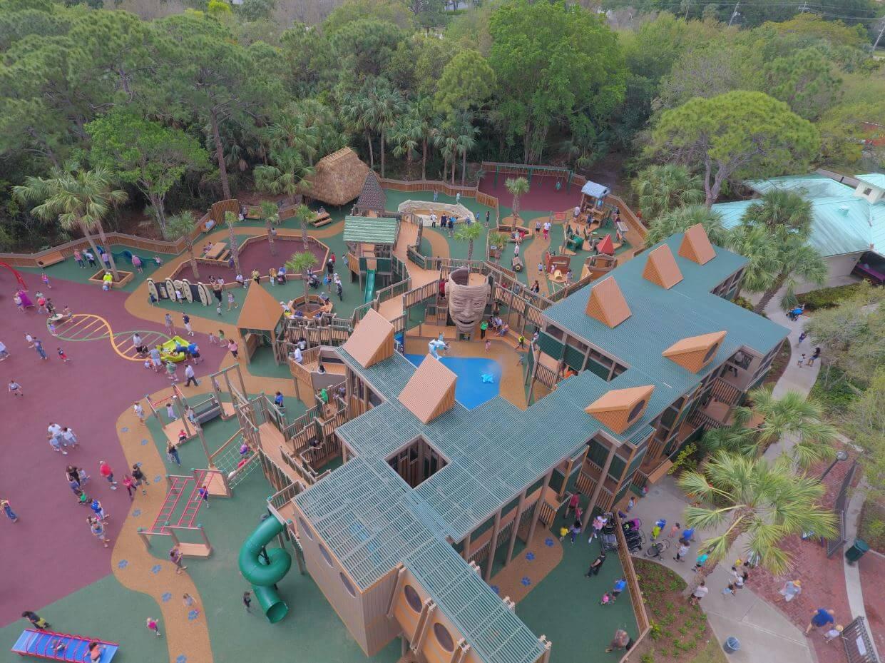 Pontos turísticos em Boca Raton: Sugar Sand Park