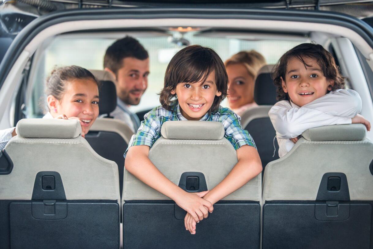 Aluguel de carro em Clearwater: Economize muito: família