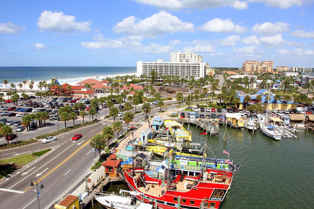 O que fazer em Clearwater: Clearwater Beach Marina