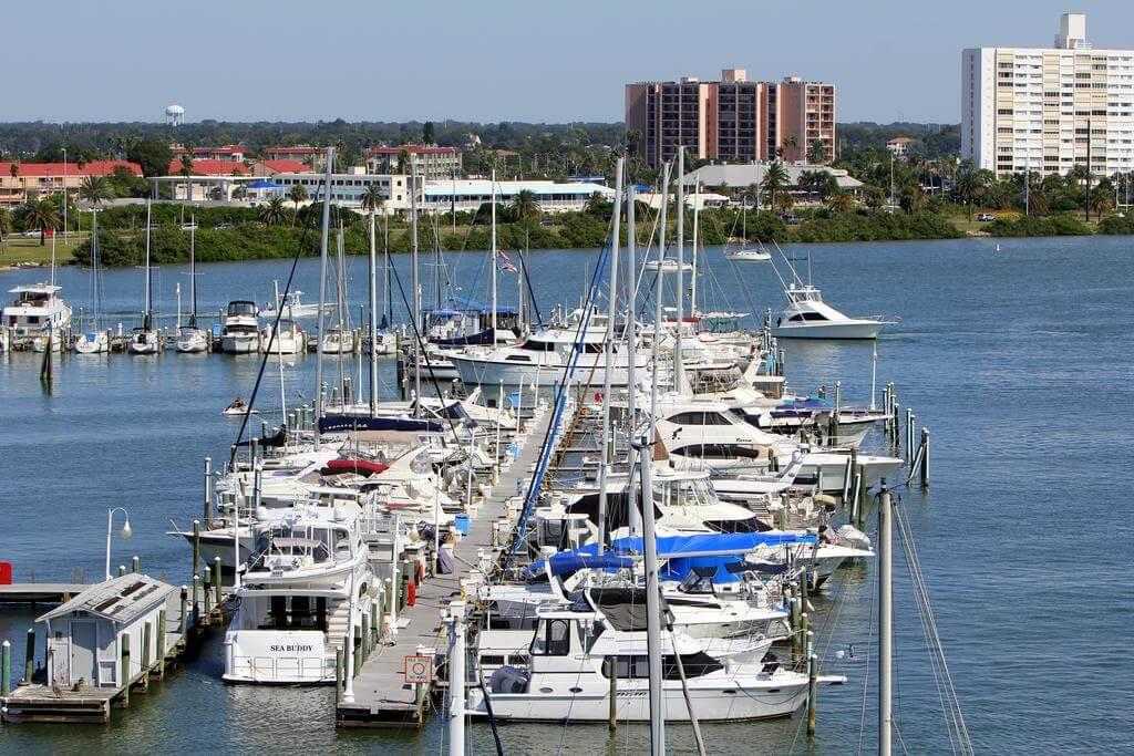 O que fazer em Clearwater: Clearwater Municipal Marina