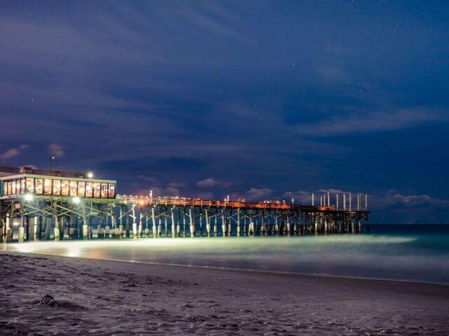 O que fazer à noite em Cocoa Beach