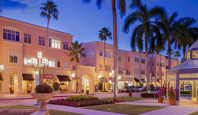 Compras em Boca Raton: lojas