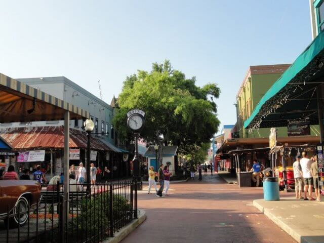 Compras em Kissimmee: Old Town