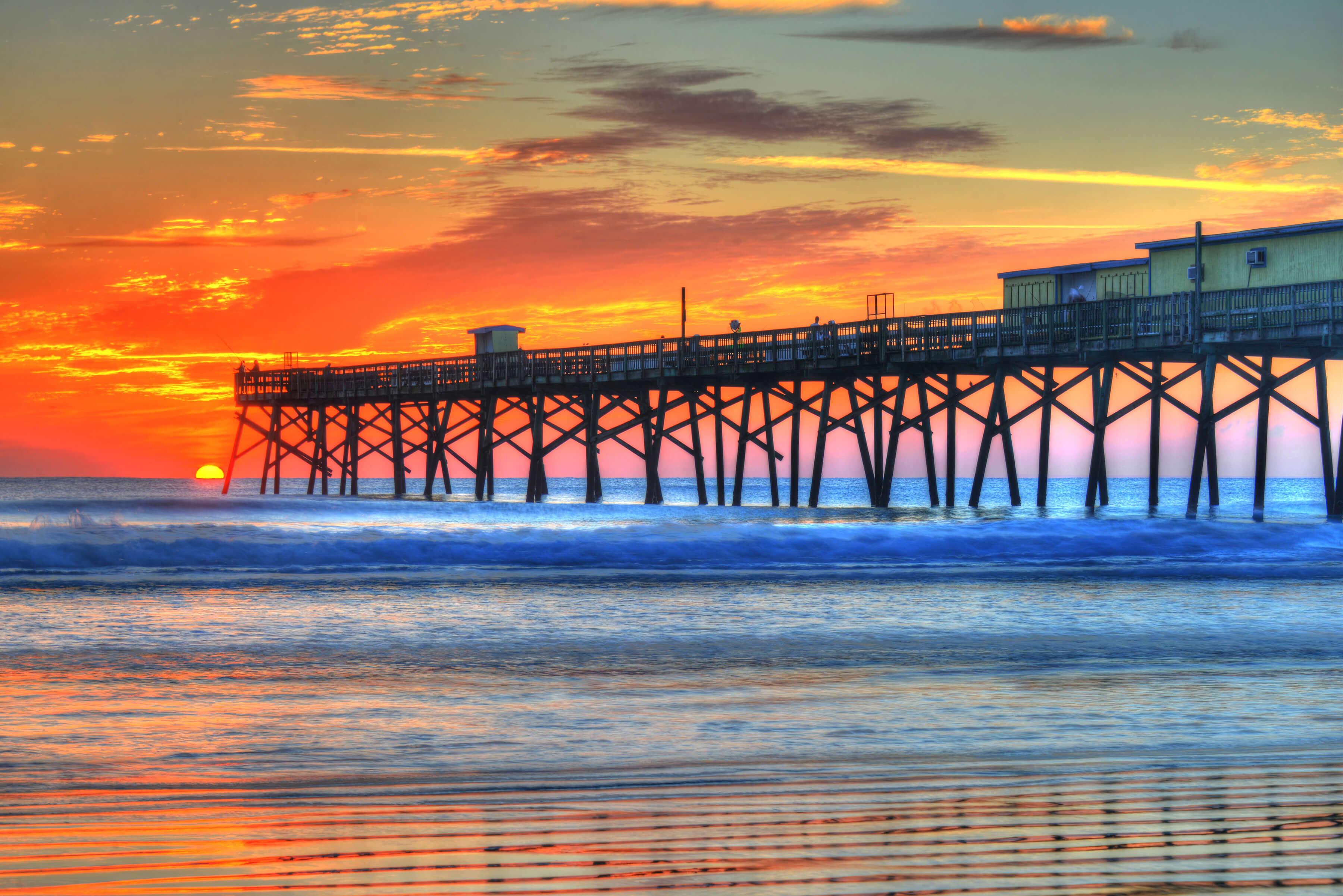 Píer de Daytona Beach