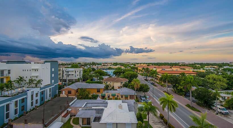 Onde ficar em Palm Beach: Delray Beach