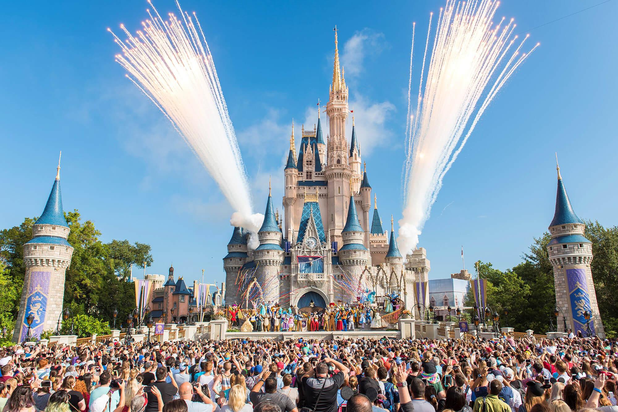 Tudo sobre a mudança nos ingressos da Disney Orlando: Magic Kingdom