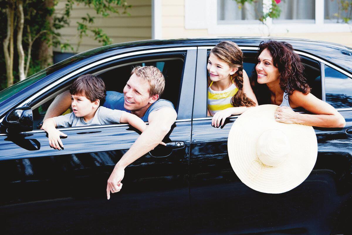 Aluguel de carro em Boca Raton: Economize muito: família