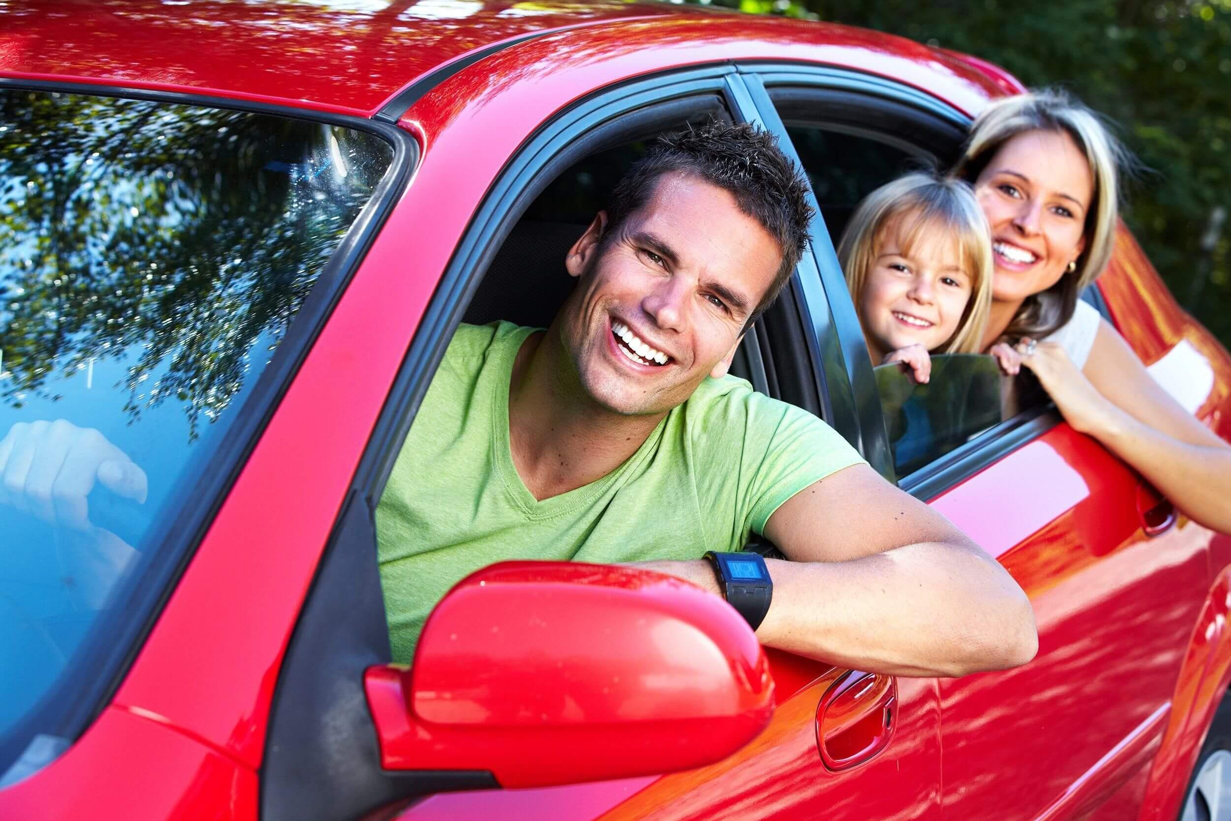 Aluguel de carro em Cocoa Beach: Economize muito: família