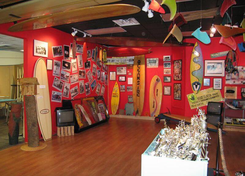 Pontos turísticos em Cocoa Beach: Florida Surf Museum