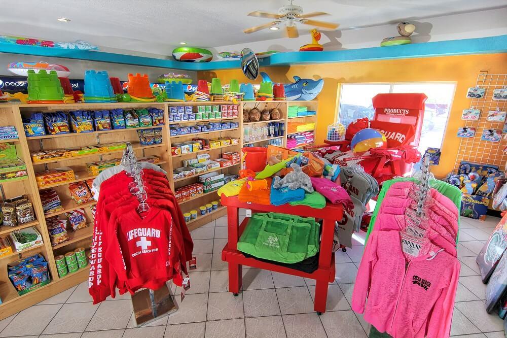 Compras em Cocoa Beach