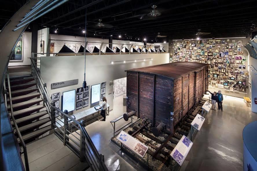 Pontos turísticos em São Petersburgo: Florida Holocaust Museum