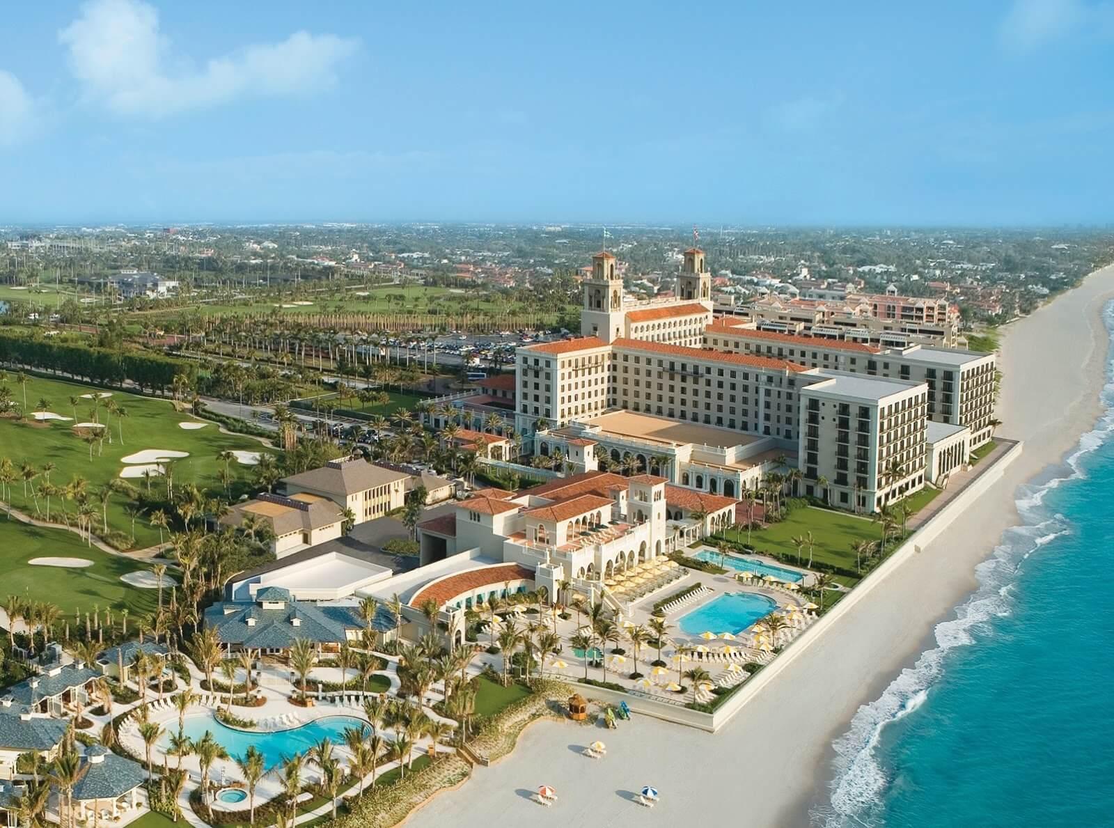 Pontos turísticos em Palm Beach: praia Palm Beach