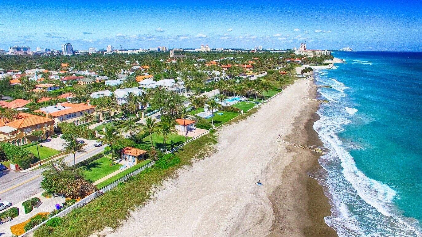 Onde ficar em Palm Beach: Palm Beach