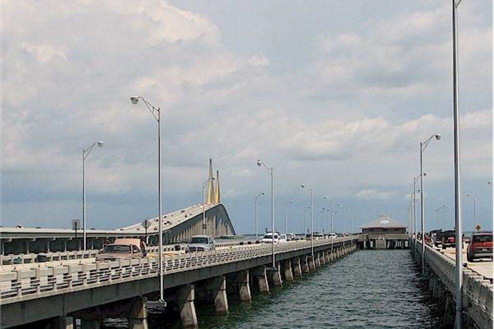 Pontos turísticos com São Petersburgo: Skyway Fishing Pier State Park