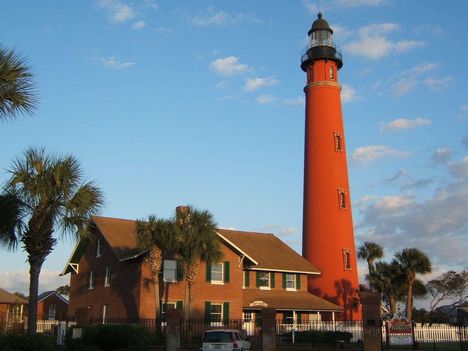 Pontos turísticos em Daytona Beach: Ponce de Leon Inlet Lighthouse and Museum