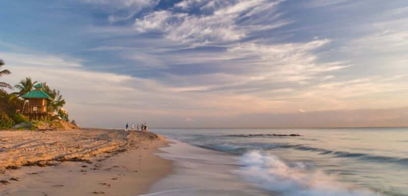 O que fazer em Boca Raton: praia