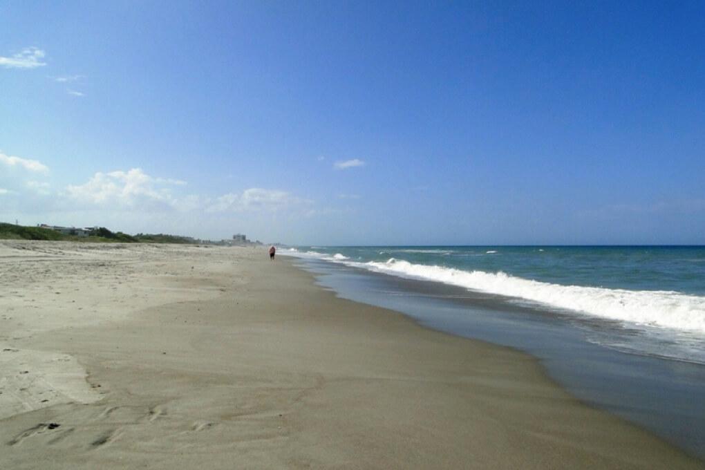 O que fazer em Cocoa Beach: praia