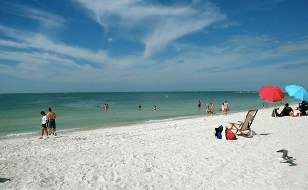 Praias em Clearwater: Sand Key Beach