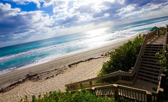 Praias em Boca Raton: Red Reef Park