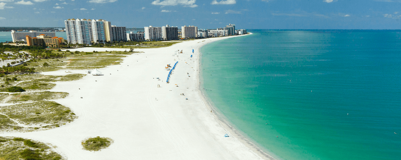 Praias em Clearwater