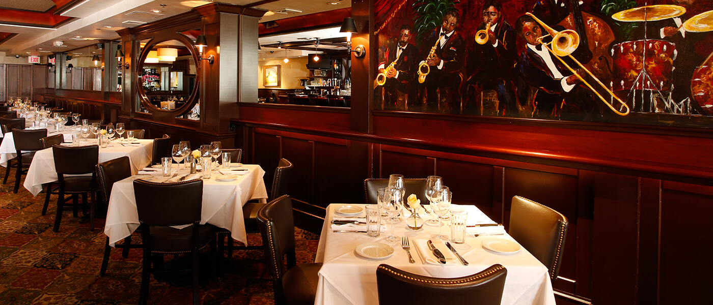 O que fazer à noite em Boca Raton: restaurante Abe & Louie's