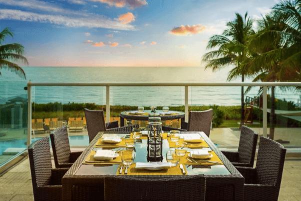 Restaurantes em Boca Raton: restaurante SeaGrille