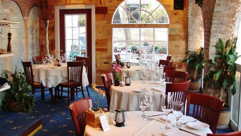 Restaurantes em Daytona Beach: restaurante The Cellar