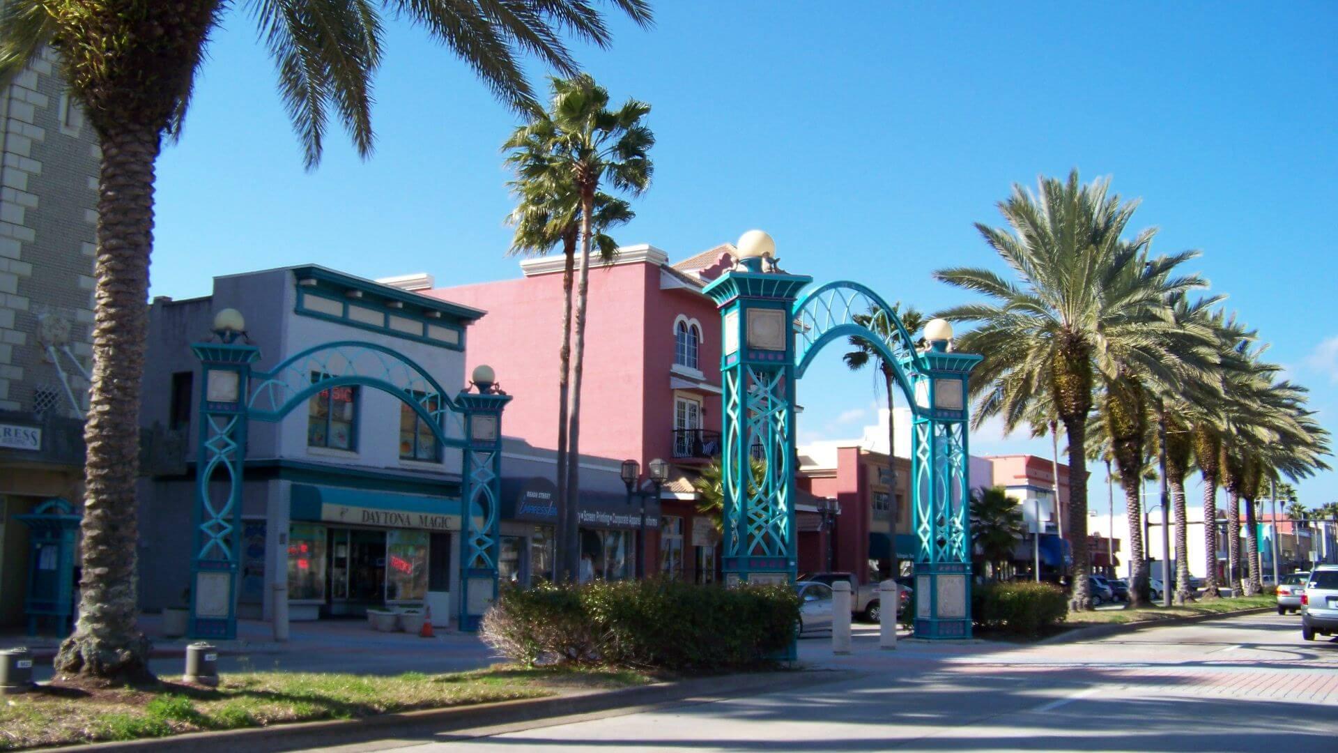 Pontos turísticos em Daytona Beach: Riverfront Shops