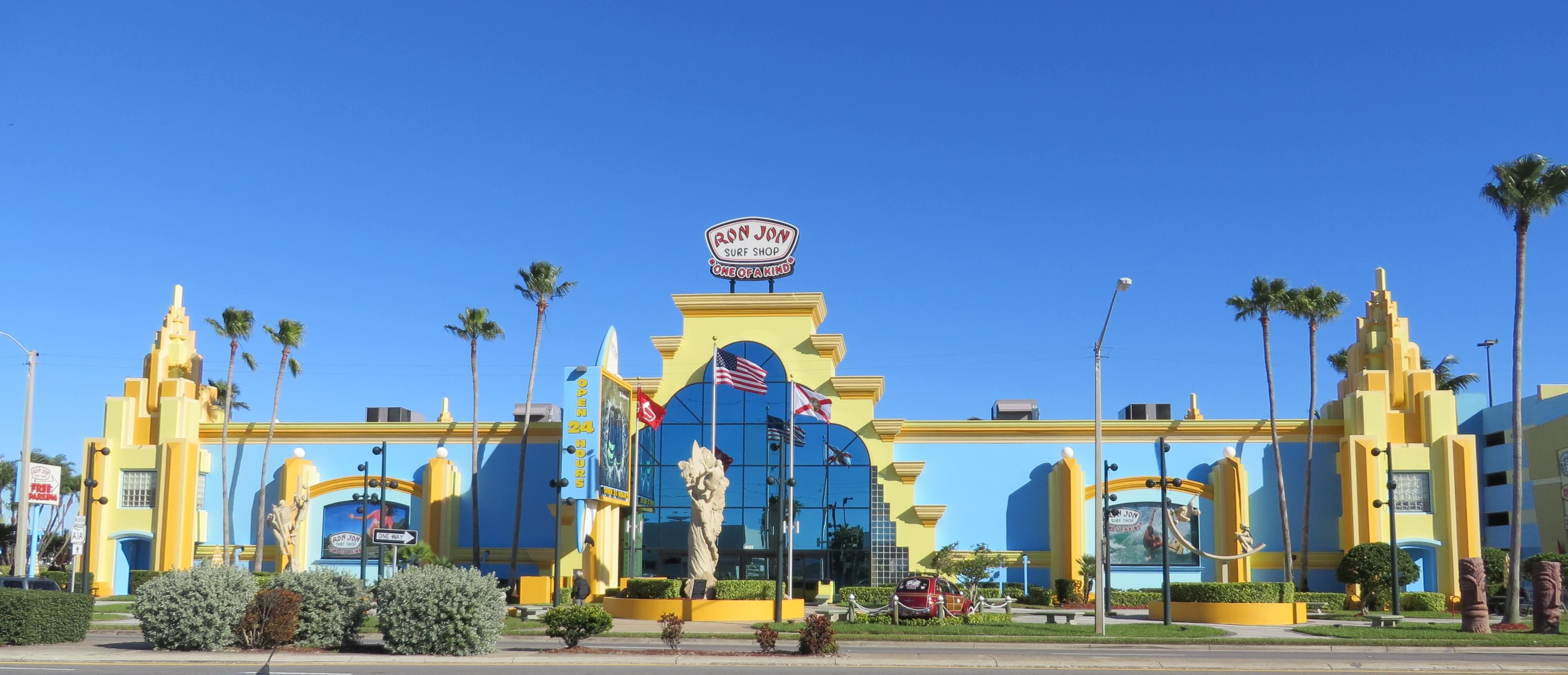 O que fazer em Cocoa Beach: Ron Jon Surf Shop