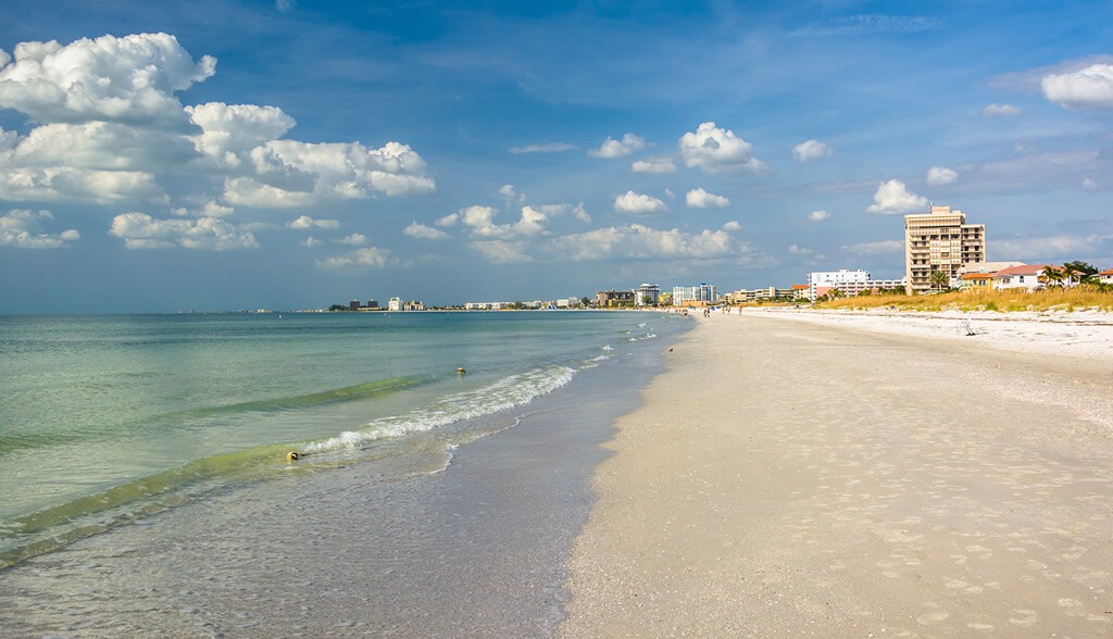 O que fazer em São Petersburgo: Saint Pete Beach