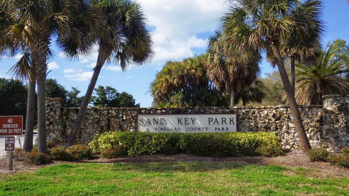 O que fazer em Clearwater: Sand Key Park