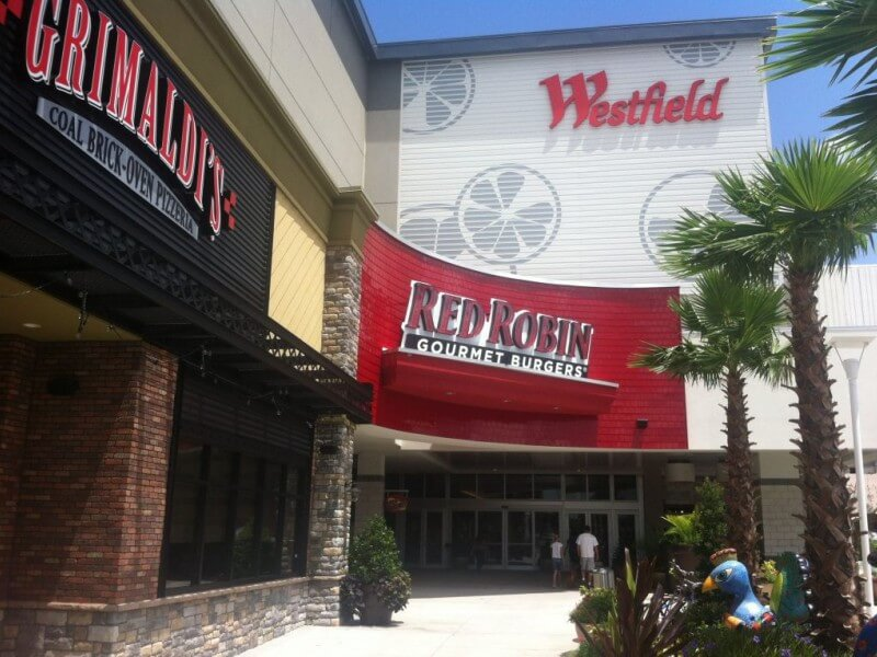 Compras em Clearwater: shopping Westfield Countryside