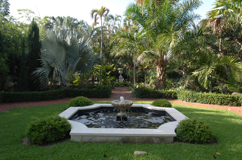 Pontos turísticos em Palm Beach: The Four Arts Botanical Gardens