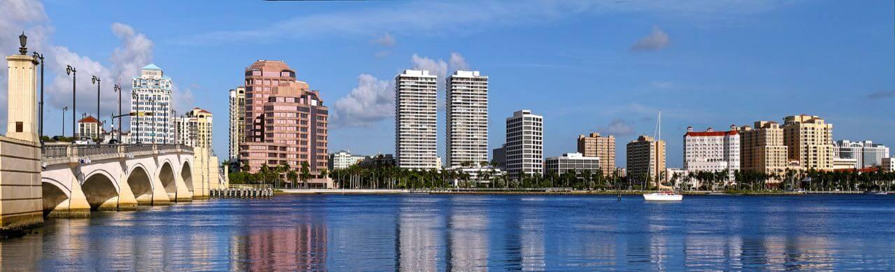West Palm Beach na Flórida