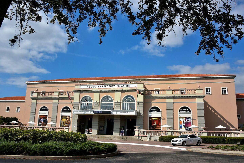 Pontos turísticos em Sarasota: Historic Asolo Theater