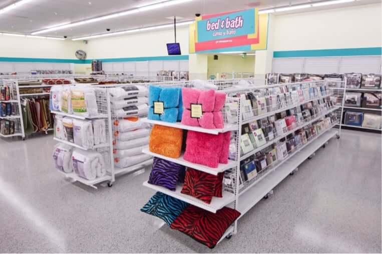 Loja dd's DISCOUNTS em Orlando: produtos